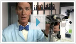 Introduction to Activeion technology with Bill Nye the Science Guy