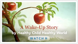 A Wake-Up Story Healthy Child Healthy World